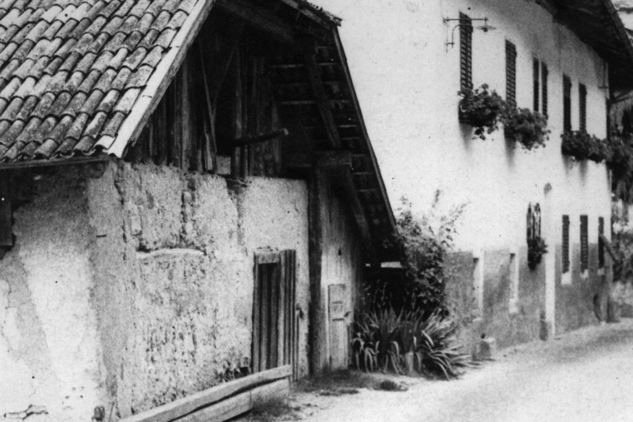Tenuta Pfitscher historic photo