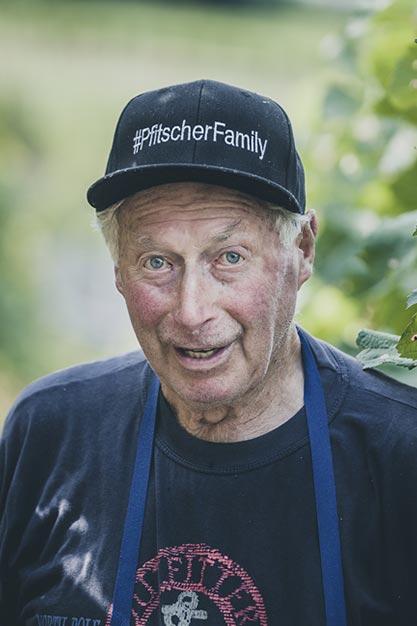 Grandpa Pfitscher